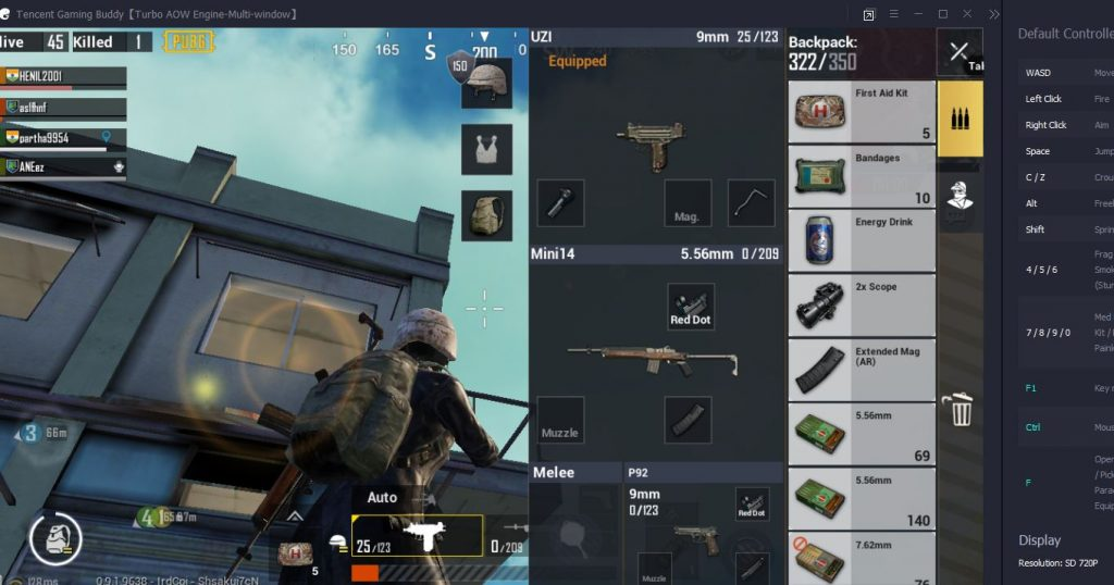 Best Weapons in Pubg Mobile & PC according to Pro players | H2S Media