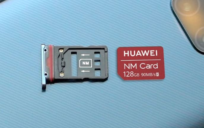 what is nano memory card