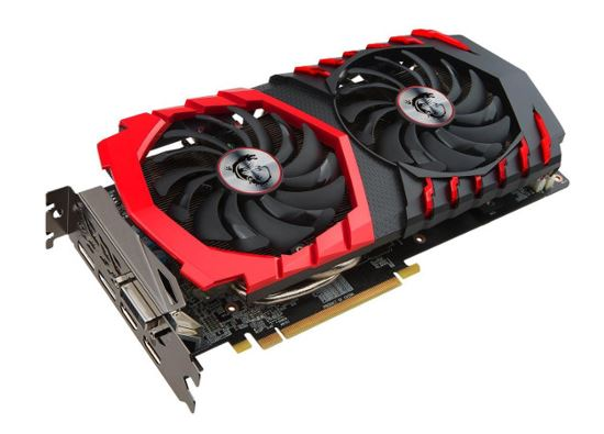 AMD Radeon RX 570 4GB or 8GB