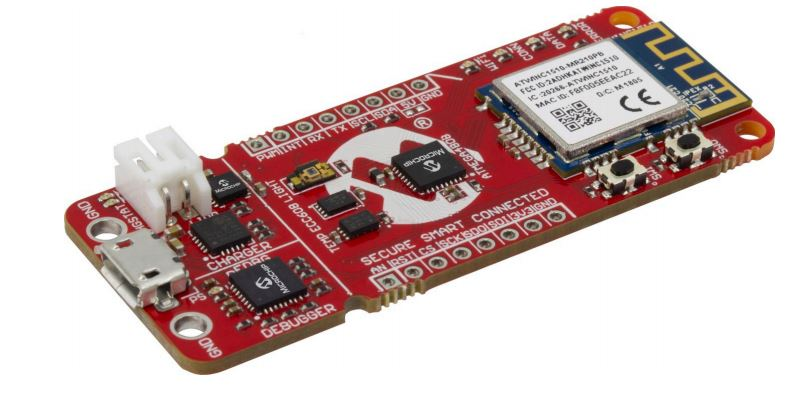 AVR-IoT WG Development Board