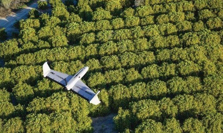 AeroVironment Quantix Agricultural UAV Solution