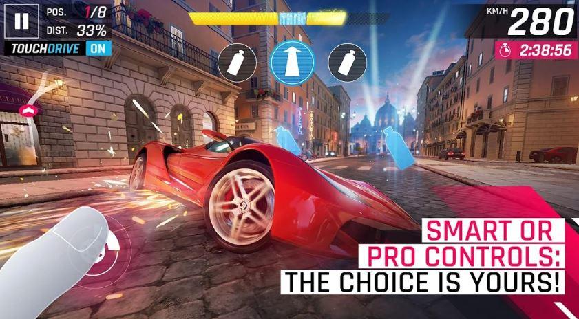 Asphalt 9 Legends car racing game for Android