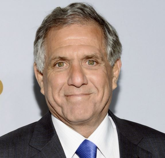 CBS CEO Les Moonves