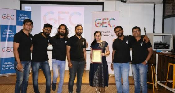 Crowdera launched Giving Economy Conclave