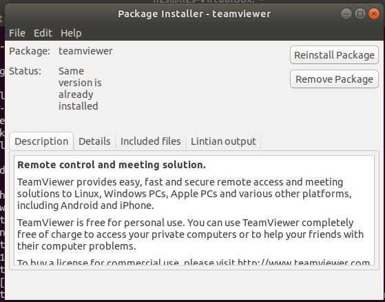 Gdebi: How to use gdebi package installer to install deb
