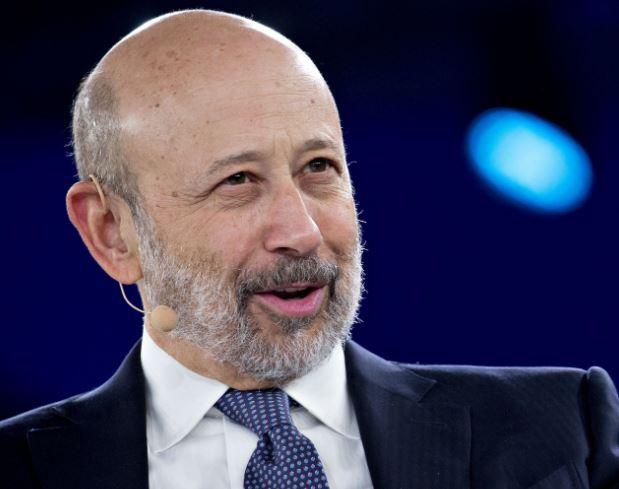 Goldman SachsCEOLloyd Blankfein