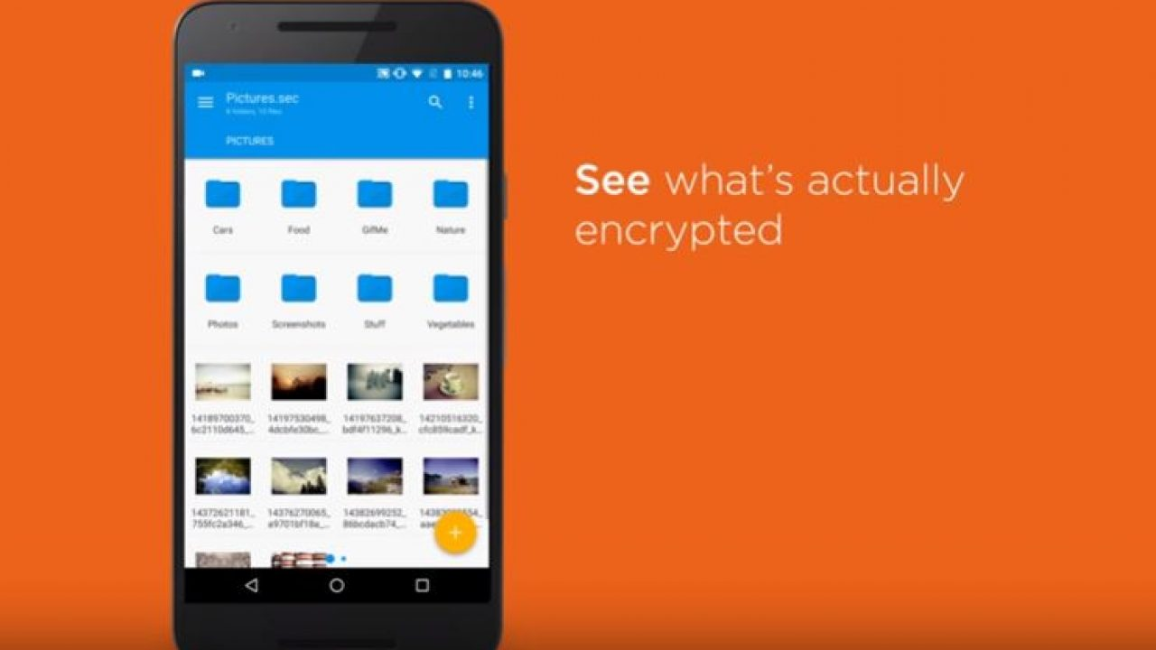 How to encrypt & decrypt files, videos, pictures in Android