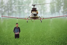 Internet of Things and blockchain technology helping hand in farming