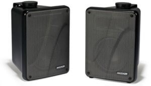 Kicker KB6000 Speakers — Best for mid-range