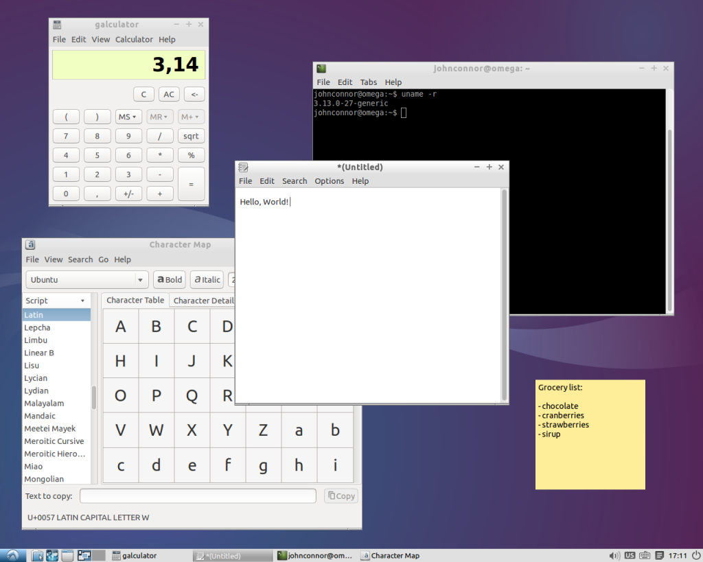 Lubuntu fast and lightweight Operating System