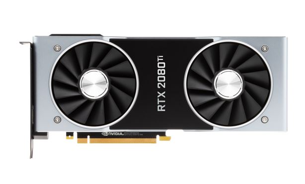 Nvidia GeForce RTX 2080-Ti
