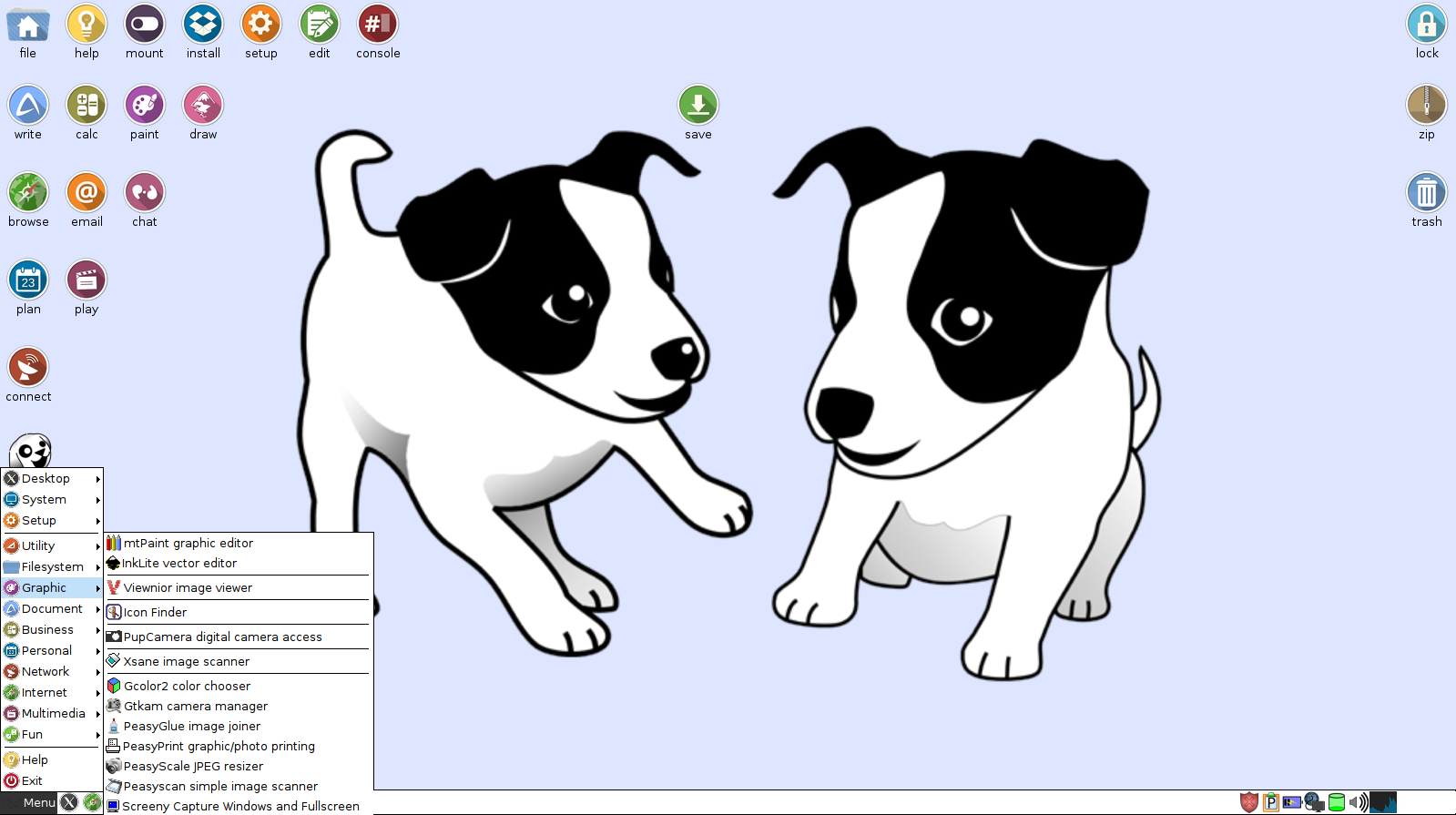 Puppy Linux Tahr 6 0 5 review: Tahrpup 6 0 5 Features and