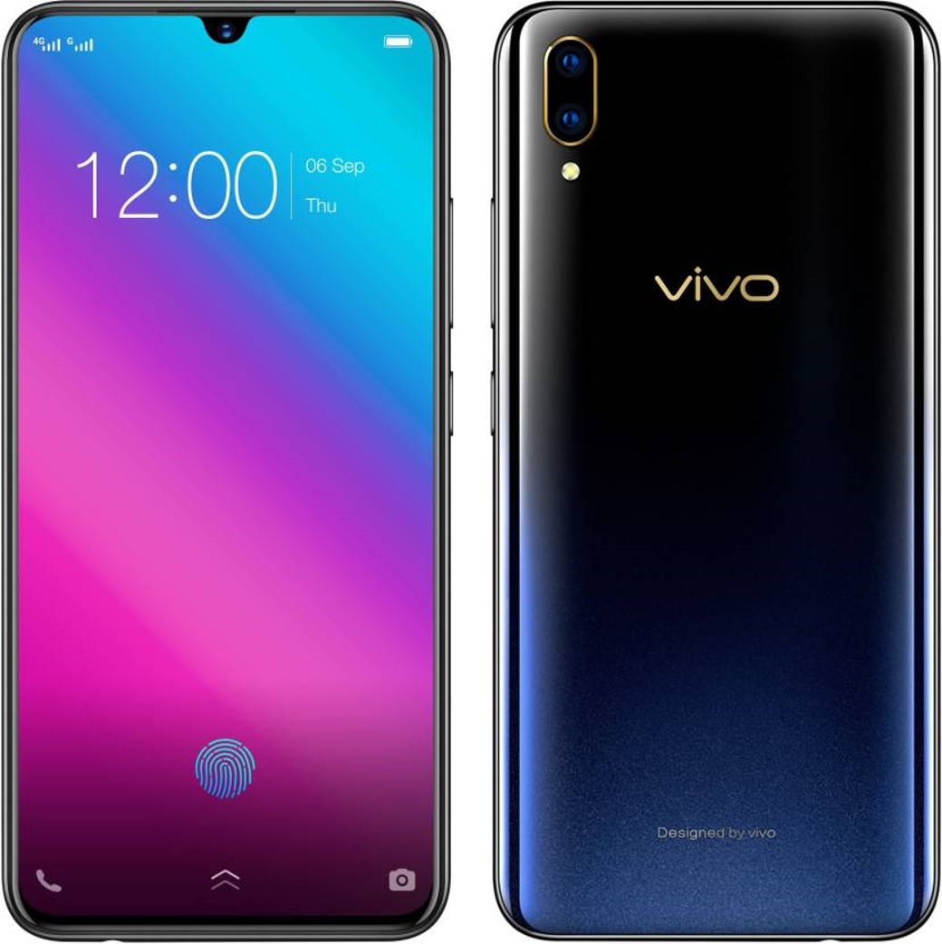 Vivo V11 (Pro) images review 2
