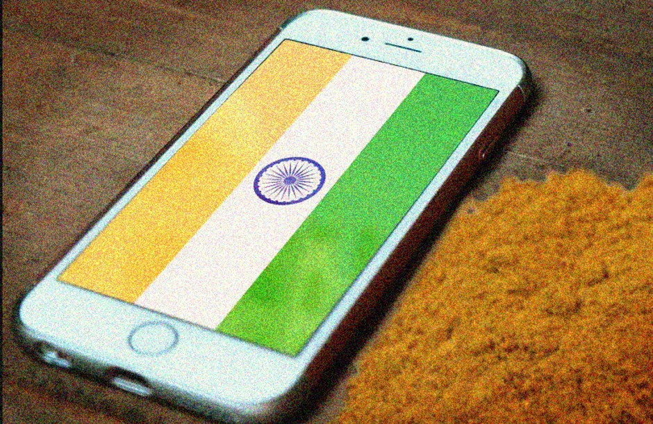 Why do Apple suffer from low sale in the Indian market