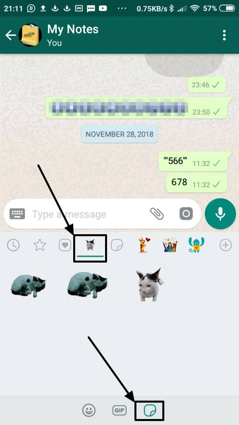 create your own and customized WhatsApp stickers 10 (Small)