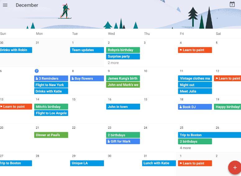 google calendar reminders smartphone
