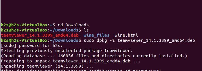 install .deb files on ubuntu or debian