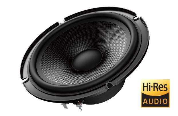 pioneer ts_z65c car speaker