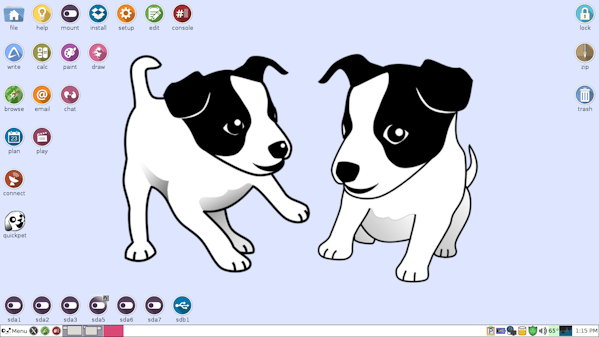 puppy linux thar review