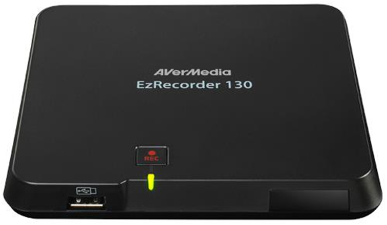 AVerMedia ER130, a stand-alone recorder announced ₹ 11,900