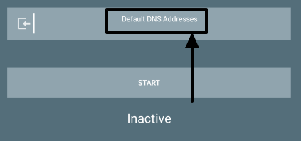 DNS Changer is a smart app