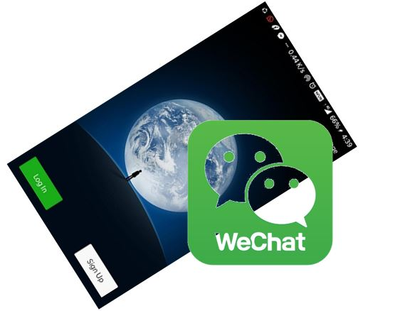 How to create Wechat personal account on Android & iPhone