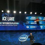 Intel 10nm processor ice lake