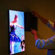 Samsung-MicroLED-modular panel ces 2019