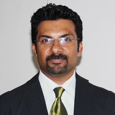 Shibu Paul, Regional Sales Director-APAC for Array Networks
