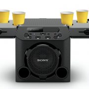 Sony GTK-PG10 speaker beer gcup holder