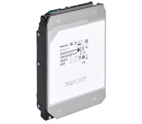 Toshiba 16TB MG08 Series Hard Disk Drives