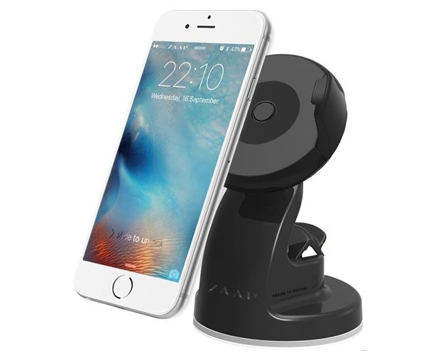 ZAAP s Quick Touch Three Mobile Car Mounts