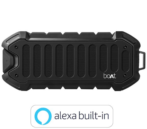boAt launches it's first Alexa speaker the boAt Stone 700A