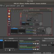 install open broadcaster software OBS on Ubuntu