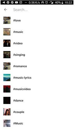 list of song genre