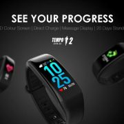 oraimo Tempo 2 OFB-20 fitness band launched at a budget price of ₹2,999