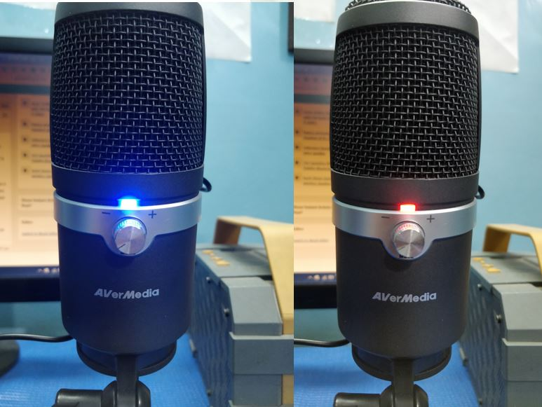AVerMedia AM310 mic review