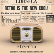 Corseca eternia Bluetooth Speakers