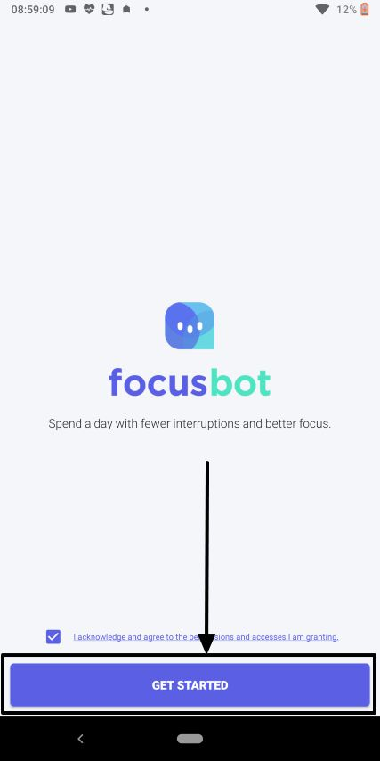 Focusbot 2