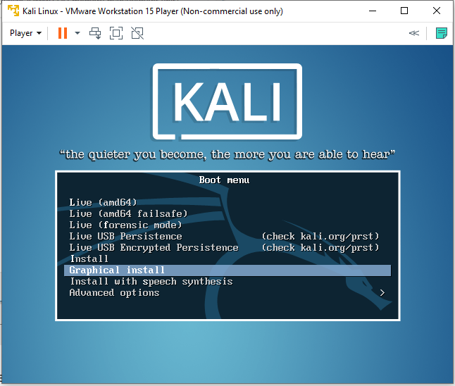 How to install Kali Linux on Vmware on Windows or Linux