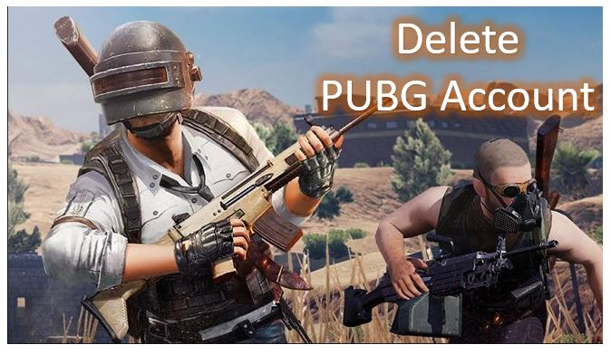 How to Delete PUBG account permanently