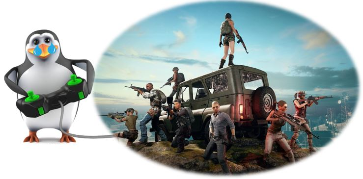 How to play PUBG mobile on Linux Is it possible…