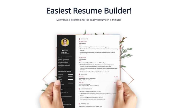 IIT Delhi alumni launches freemium based AI enabled resume builder
