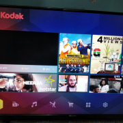 Kodak 43UHDXSMART 4K UHD review software 2