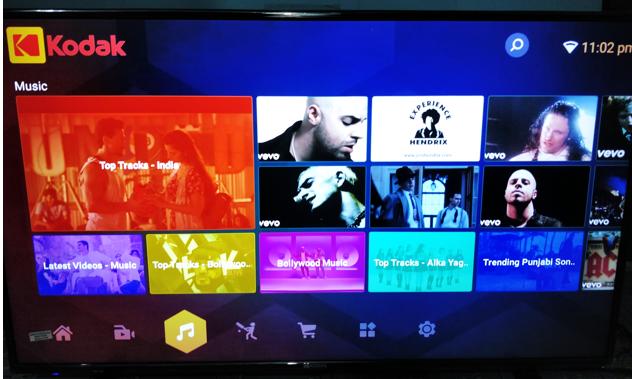 Kodak 43UHDXSMART 4K UHD Smart TV Review: Revamped Software