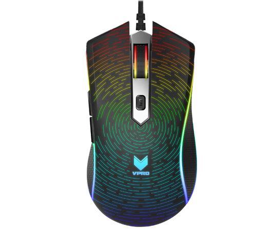 Rapoo Optical Gaming Mouse V29PRO with LED