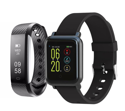 Smart fitness bands or watches