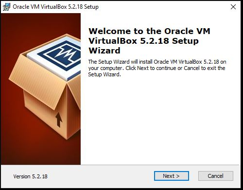 Step by step installation Virtualbox