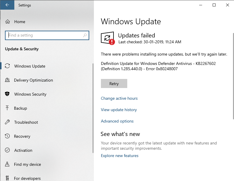 Stop or disable windows 10 and Windows 7 updates permanently