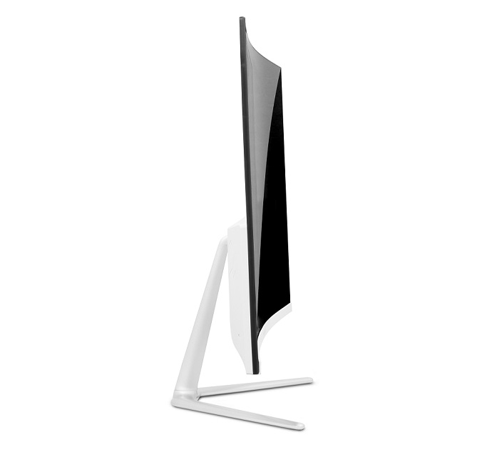 "Zebronic curved ""ZEB-AC32FHD LED"" Monitor."